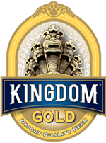 Kingdom Gold Beer