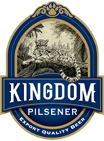 Kingdom Pilsener Beer